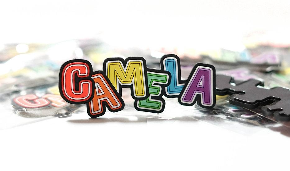 Imán Camela