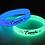Thumbnail: Pulsera de silicona fluorescente