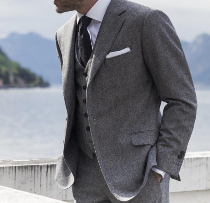 Custom - The New Wardrobe for Men