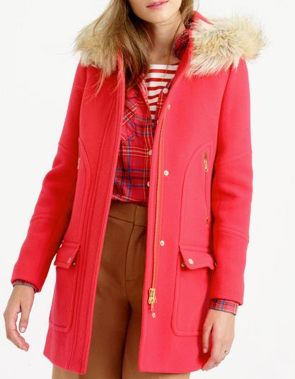 Classic Fall Coats & Jackets