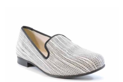 Cole Haan Sabrina Snakeprint Loafer 7.5B
