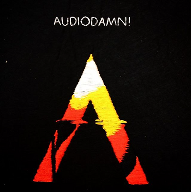 embroidery, Audiodamn