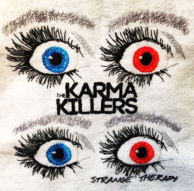 embroidery, the karma killers