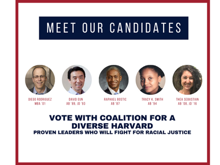 Vote with CDH for Racial Justice