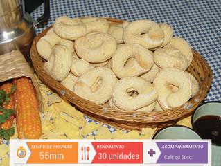 Biscoito de Farinha de Milho