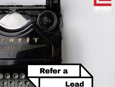 Refer A Lead And Earn Money!