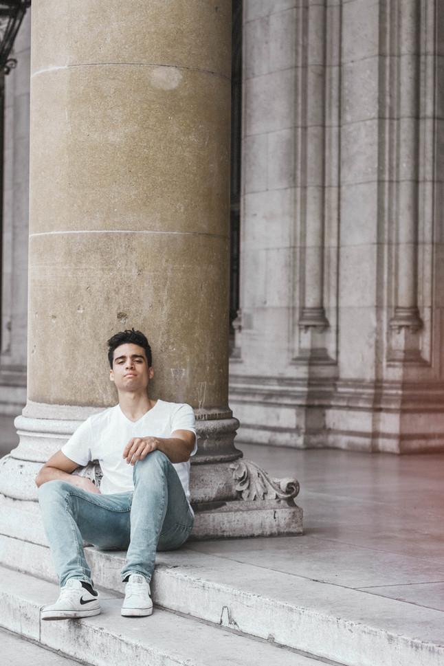 Photoshoot: Hisham