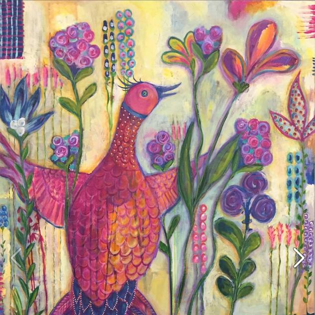 Pheasant Garden