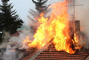 Insurance Claims Fire damage