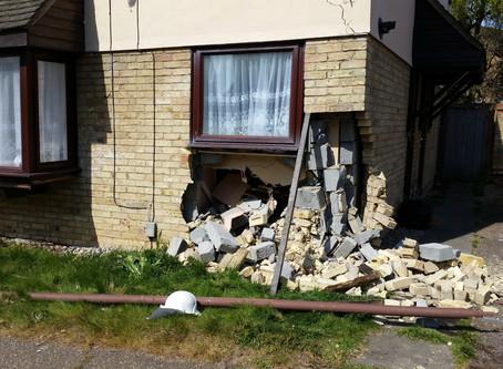 Case Study : Impact Damage & Claim Handling