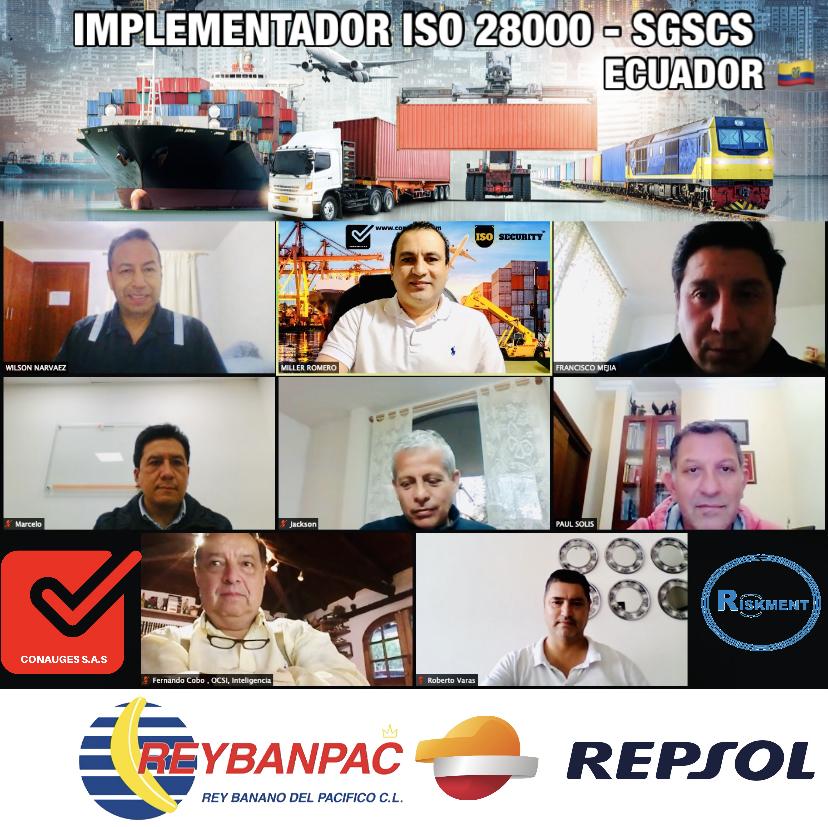 IMPLEMENTADOR ISO 28000
