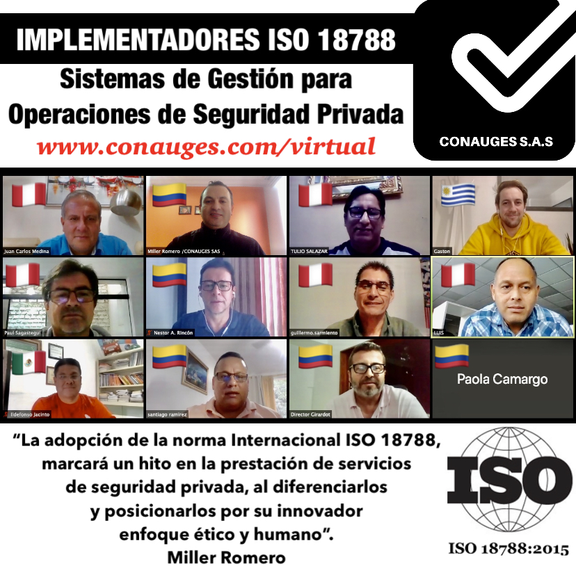 IMPLEMENTADOR ISO 18788