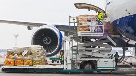 Informe de IATA reveló un aumentó del 9% en el mercado de carga mundial