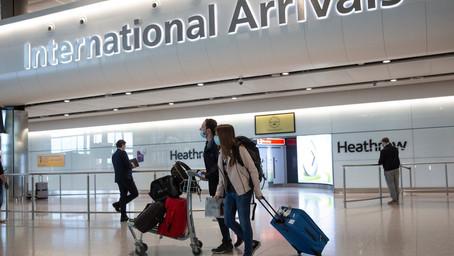 Reino Unido prohíbe llegada de viajeros desde Latinoamérica por la nueva cepa del Covid-19