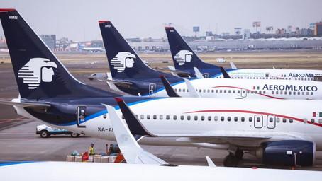 Aeroméxico solicitó terminar contratos de pilotos y sobrecargos por faltan de recursos