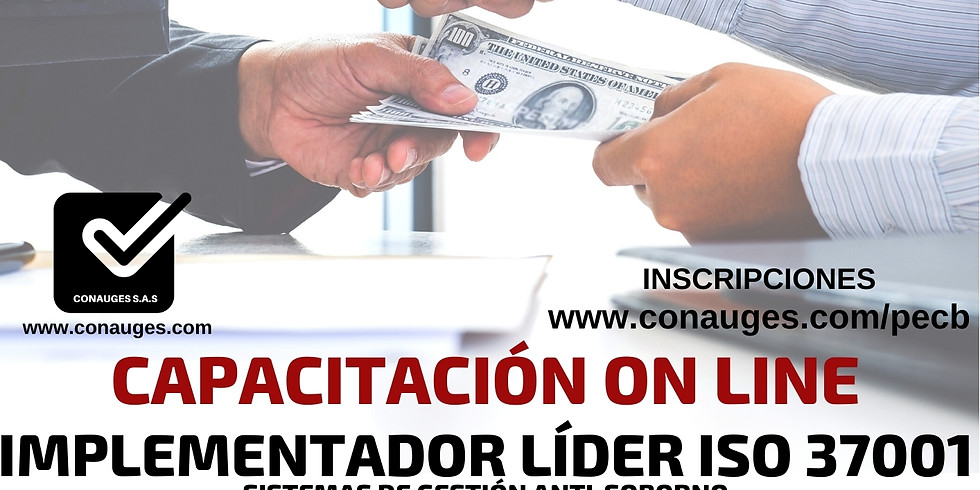 IMPLEMENTADOR LÍDER ISO 37001