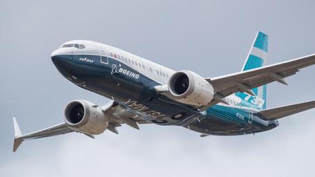 """Boeing ordena a 16 operadores detener operaciones del 737 MAX por """"problemas eléctricos"""""""