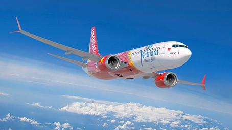 Vietnam aprueba el regreso del Boeing 737 MAX