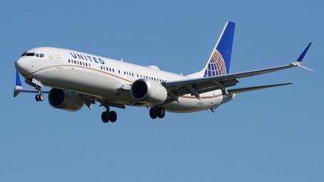 United elimina su política de cambio para los pasajeros temerosos de volar en los 737 MAX