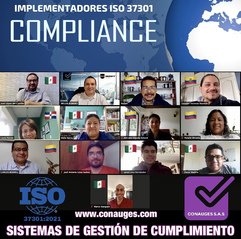 IMPLEMENTADOR ISO 37301