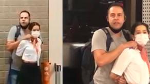 Un sujeto capturó como rehén a una empleada de GOL en el Aeropuerto Internacional de Guarulhos