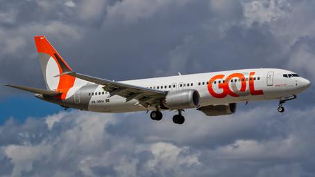 GOL espera operar más de 1000 vuelos con sus 737 MAX en enero