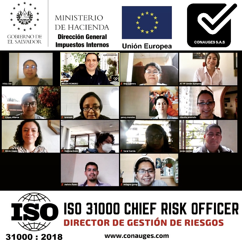 ISO 31000 CHIEF RISK OFFICER