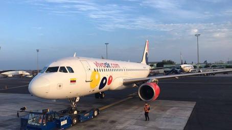 Viva Air se fortalece en Bucaramanga y espera transportar más de 166 mil pasajeros en 2021