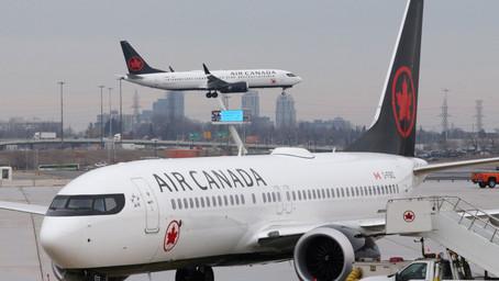 Europa provoca el fin del acuerdo de compra de Air Transat por parte de Air Canada