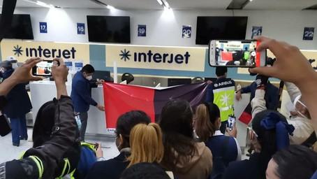 López Obrador descartó el rescate económico a Interjet
