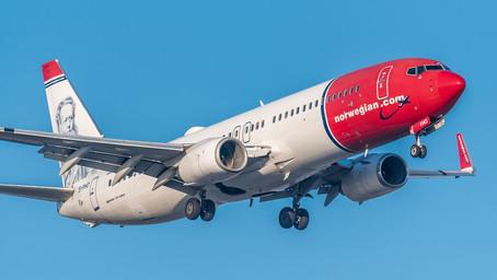 Norwegian Air abandona oficialmente los vuelos transatlánticos por problemas económicos