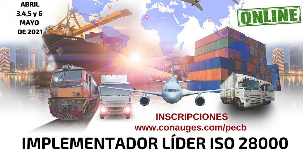 IMPLEMENTADOR LÍDER ISO 28000