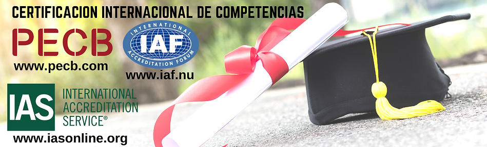 CERTIFICACION INTERNACIONAL DE COMPETENC