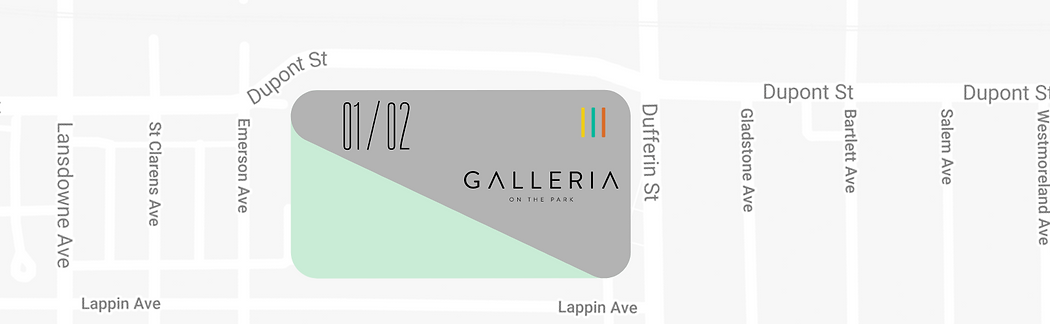 Galleria III map location.png
