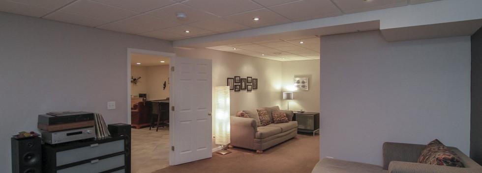 Basement Bedroom - Fairfield, CT