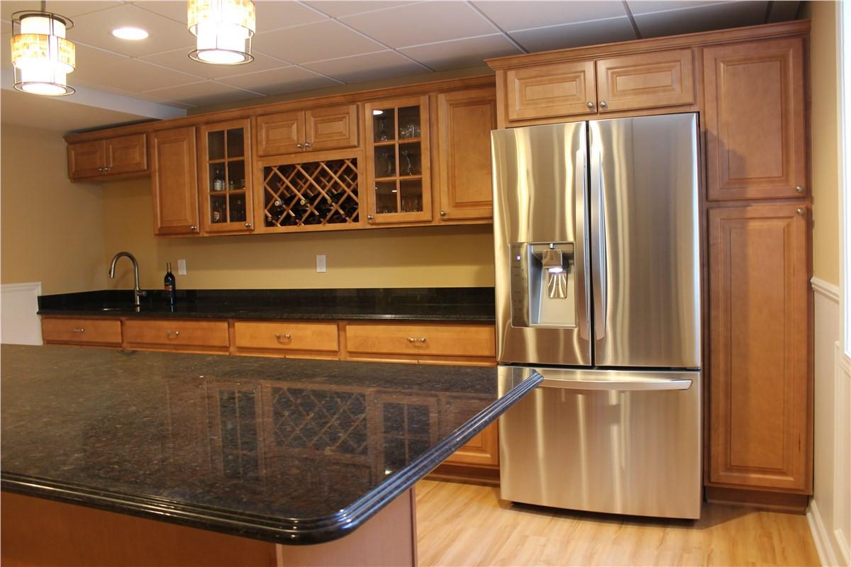 Basement Kitchen - Norwalk, CT