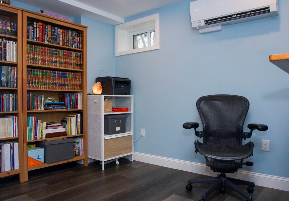Office Basement - Rye, NY