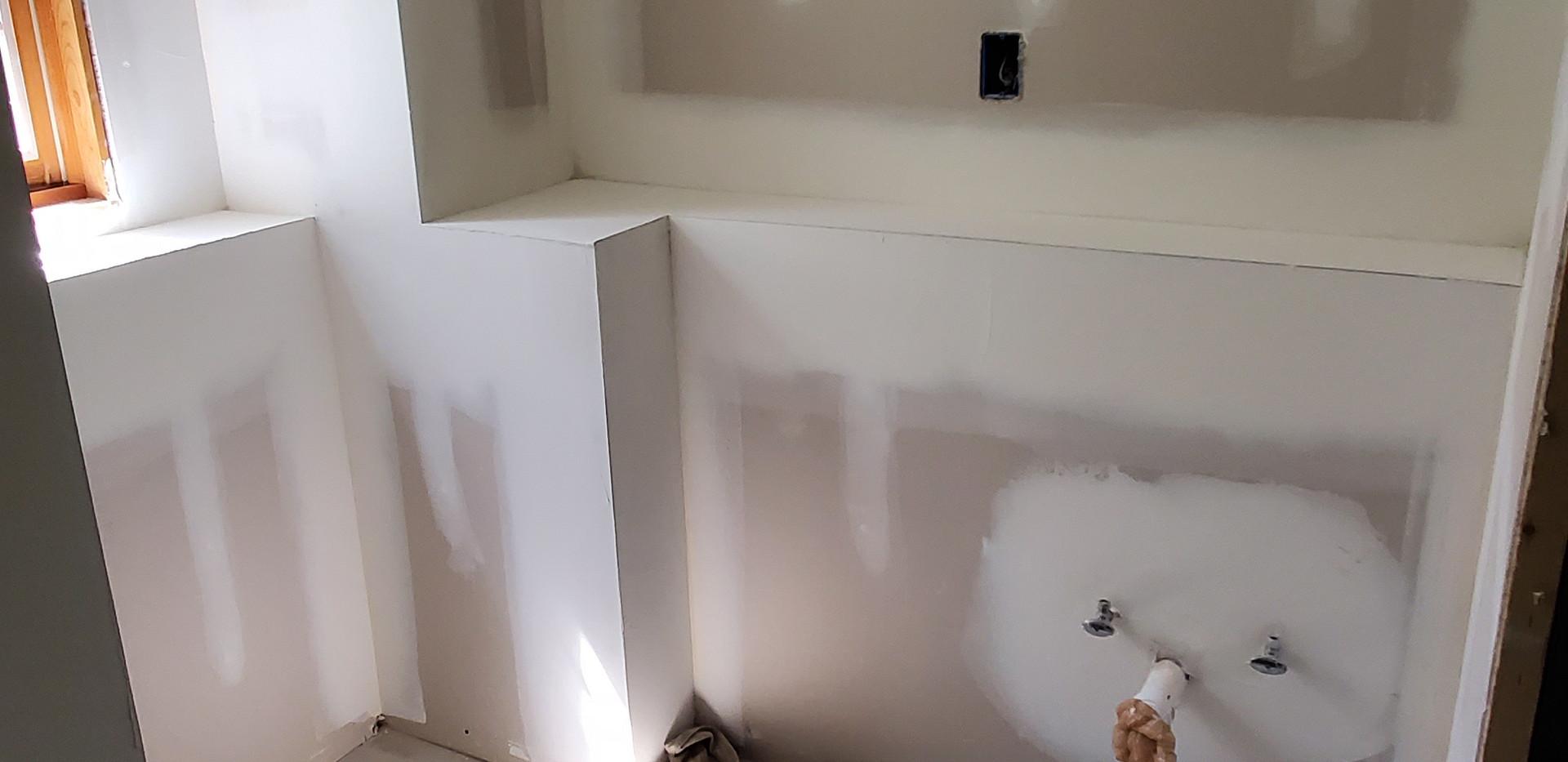Basement Bathroom - Shelton, CT