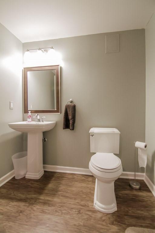 Basement Bathroom - Easton, CT