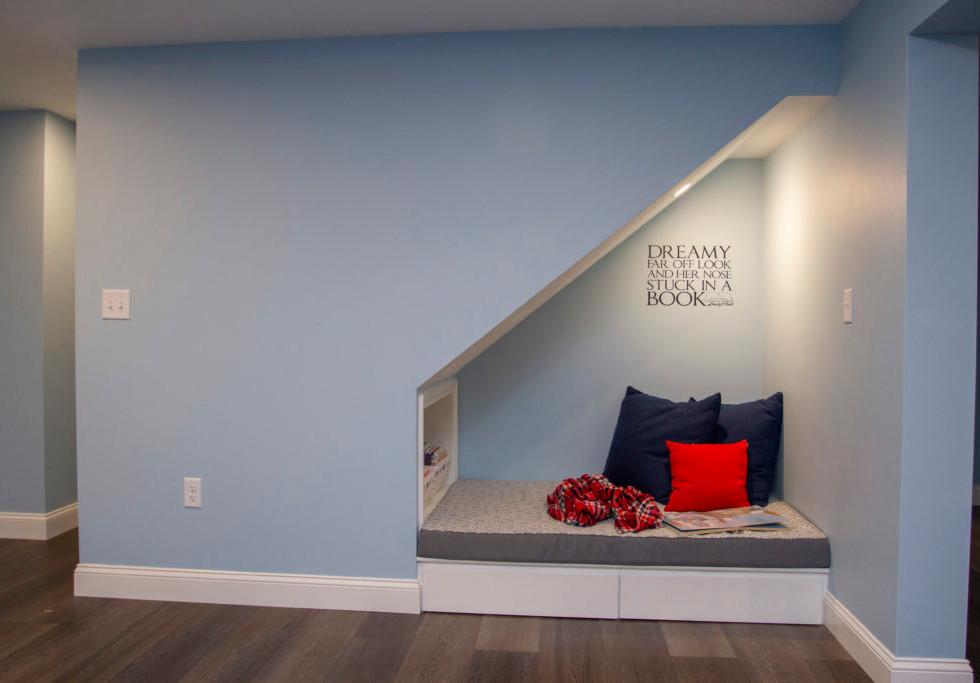 Under Stairs Basement - Rye, NY