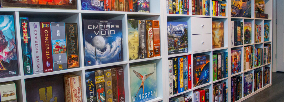 Book Shelves - Rye, NY