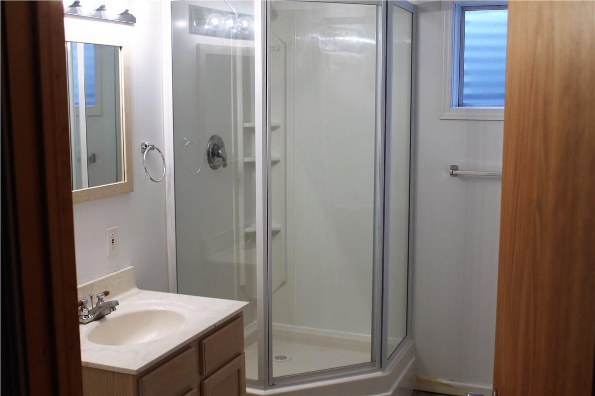 Basement Bathroom - Fairfield, CT