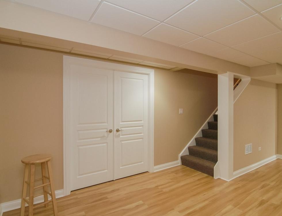 Basement entrance + Closet - Bridgeport, CT