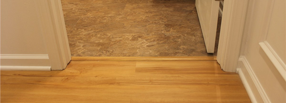 Basement floor transition - Norwalk, CT