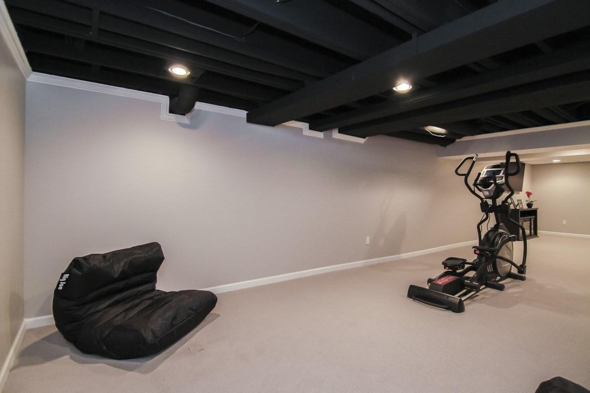 Basement Open Space - Newtown, CT