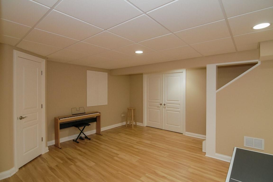 Basement Closet + Bathroom - Bridgeport, CT
