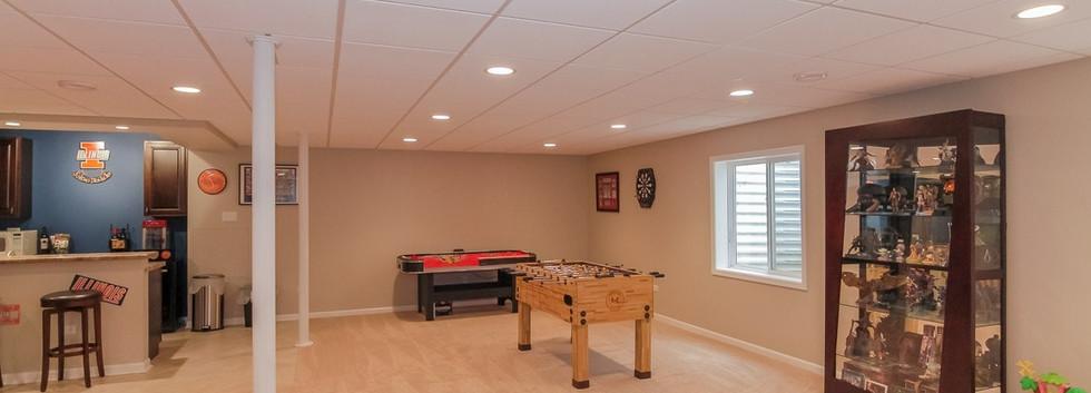 Basement Play Room - Westport, CT