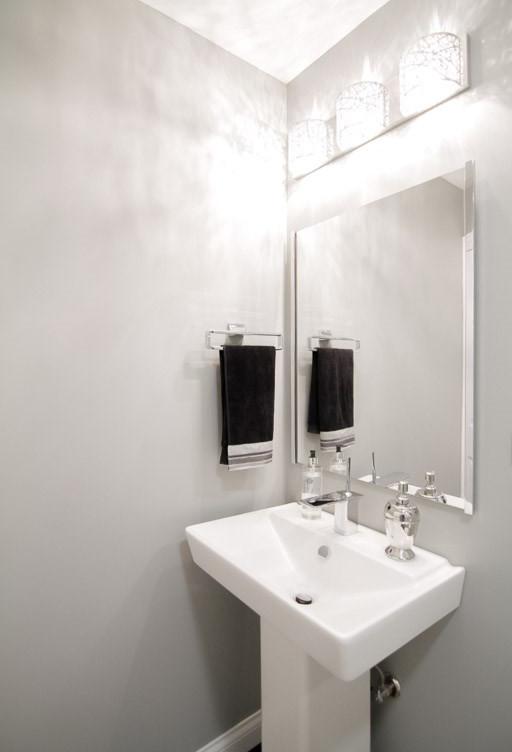 Basement Bathroom - Greenwich, CT