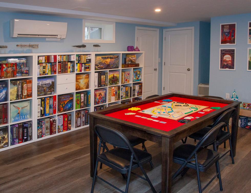 Play Room Basement - Rye, NY