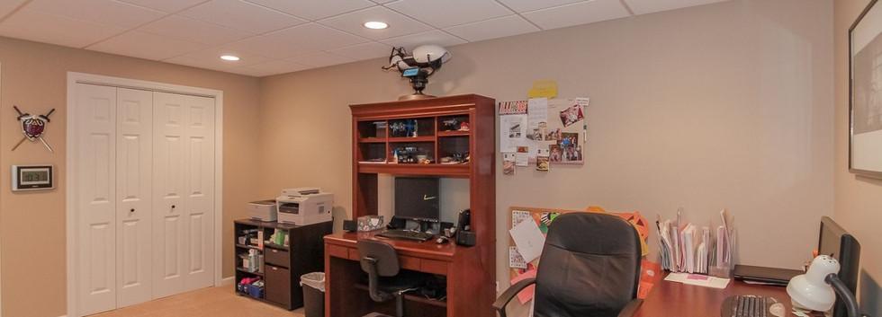 Basement Office - Westport, CT